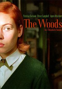 The Woods movie poster