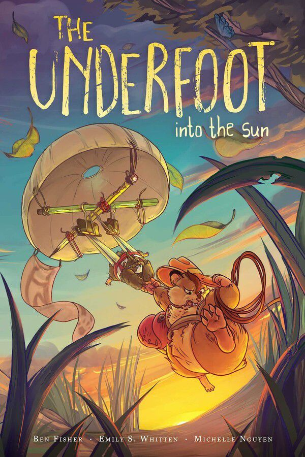 cover image of The Underfoot: Vol 2