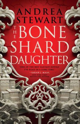 cover of The Bone Shard Daughter