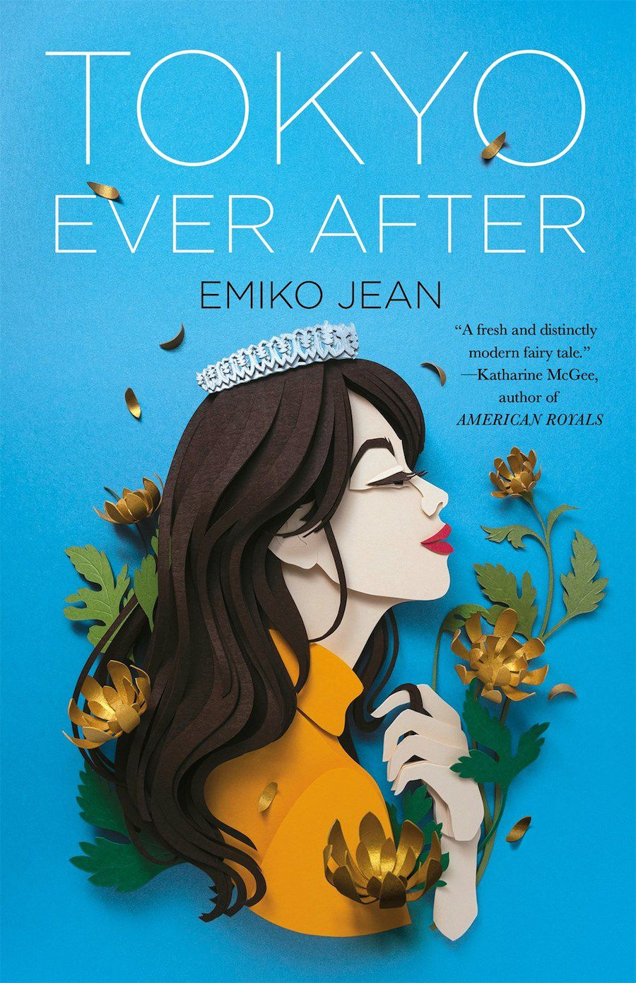 cover image of Tokyo Ever After by Emiko Jean