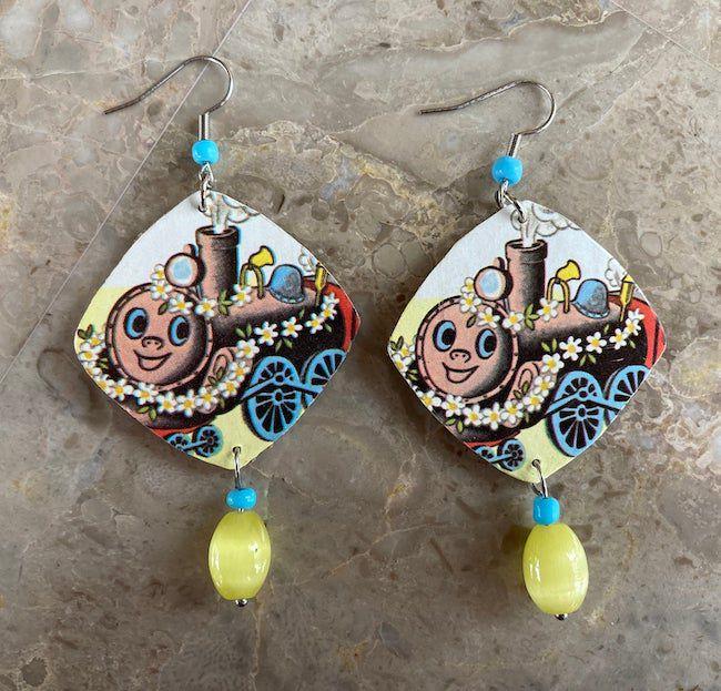 Tootles earrings