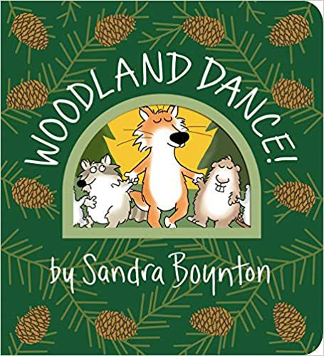 Woodland Dance cover