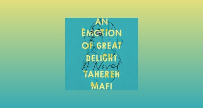 audiobook cover image of An Emotion fo Great Delight by Tahereh Mafi