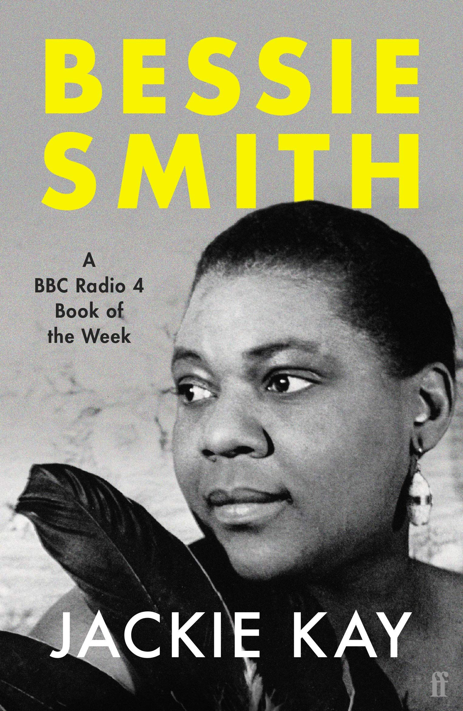 Bessie Smith by Jackie Kay cover