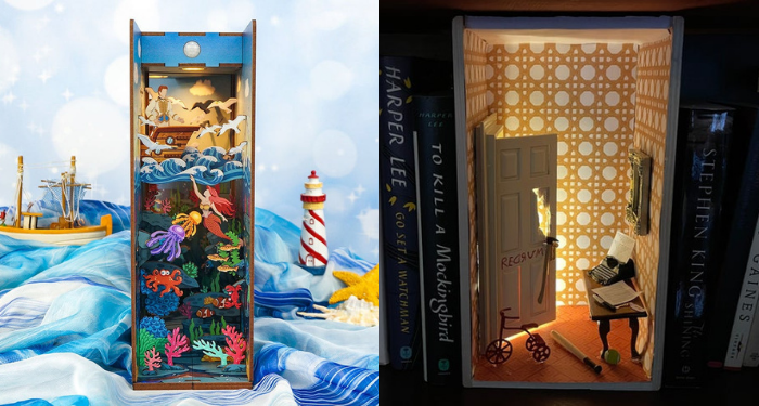 book nooks feature