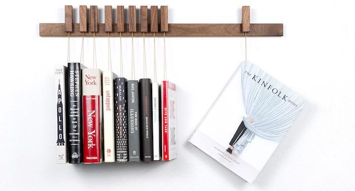 book rack feature