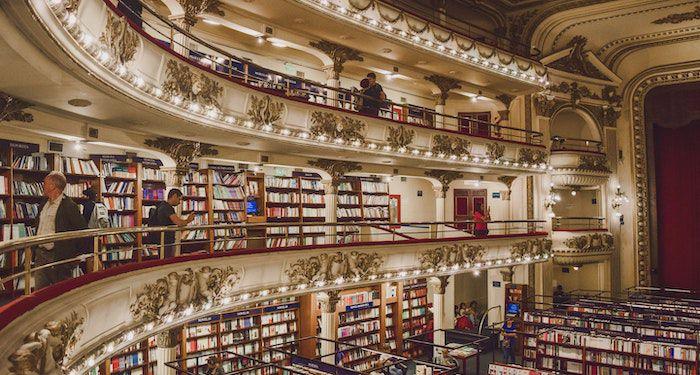 bookstore feature