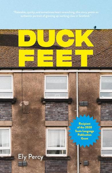 Duck Feet by Ely Percy cover