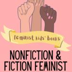 feminist kids' books graphic