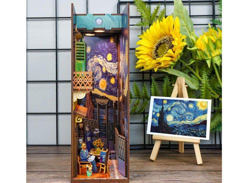 Van Gogh shelf insert