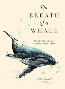 cover image of The Breath of a Whale by Leigh Calvez
