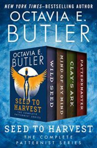 image of the covers of Octava E. Butlers Seed to Harvest: The Complete Patternist Series
