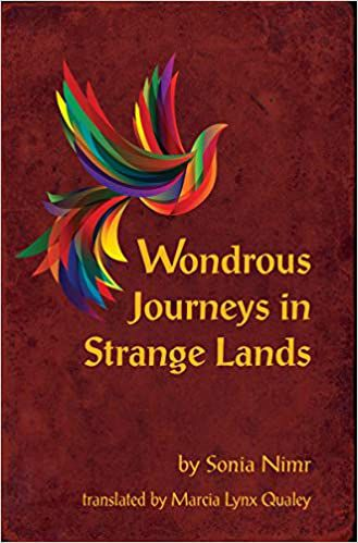 cover image of Wondrous Journeys in Strange Lands by Sonia Nimir, translated by Marcia Lynx Qualey