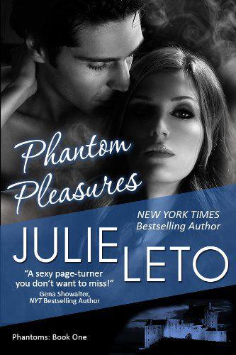 cover image of Phantom Pleasures by Julie Leto