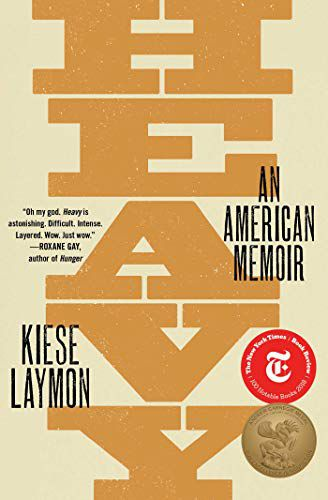 cover image of Heavy by Kiese Laymon