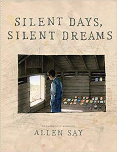 cover image of Silent Days, Silent Dreams