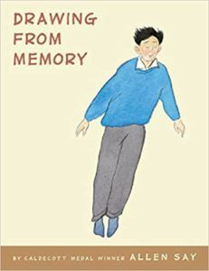 cover image of Drawing From Memory by Allen Say