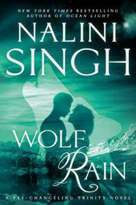 cover image of Wolf Rain by Nalini Singh
