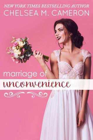 marriage of unconvenience book cover