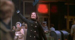 mary tyler moore flinging her hat in the air on the mary tyler moore show