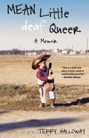 mean little deaf queer book cover