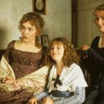 Emma Thompson, Kate Winslet, and Emilie François in Sense and Sensibility (1995)