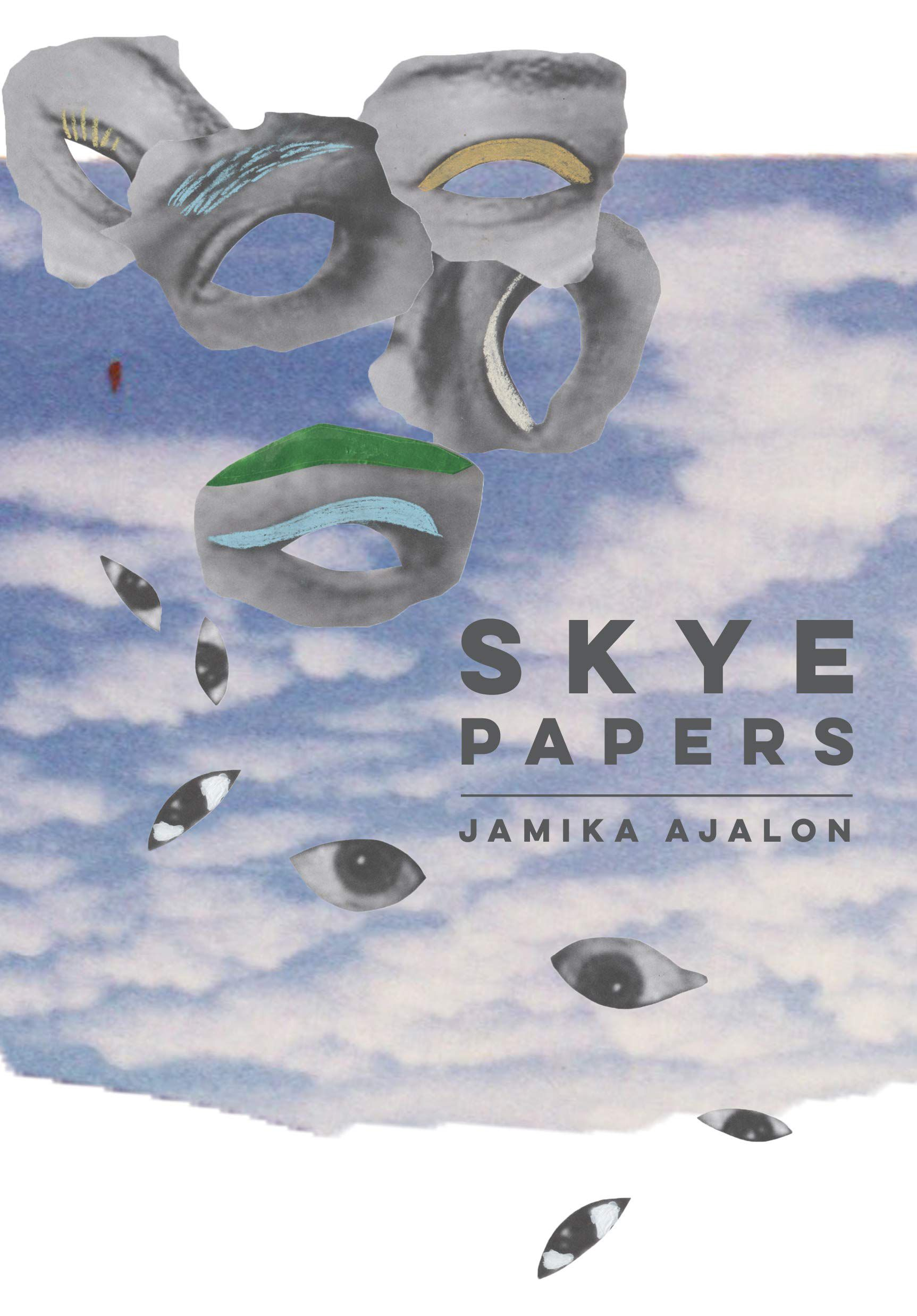 Cover of Skye Papers by Jamika Ajalon