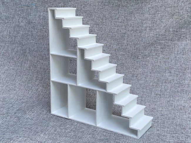 staircase dollhouse bookcase