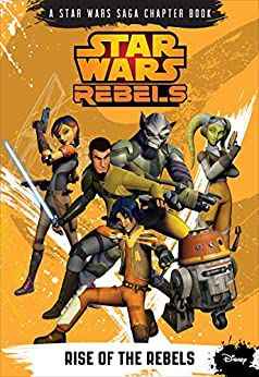 Star Wars Rebels by Michael Kogge cover