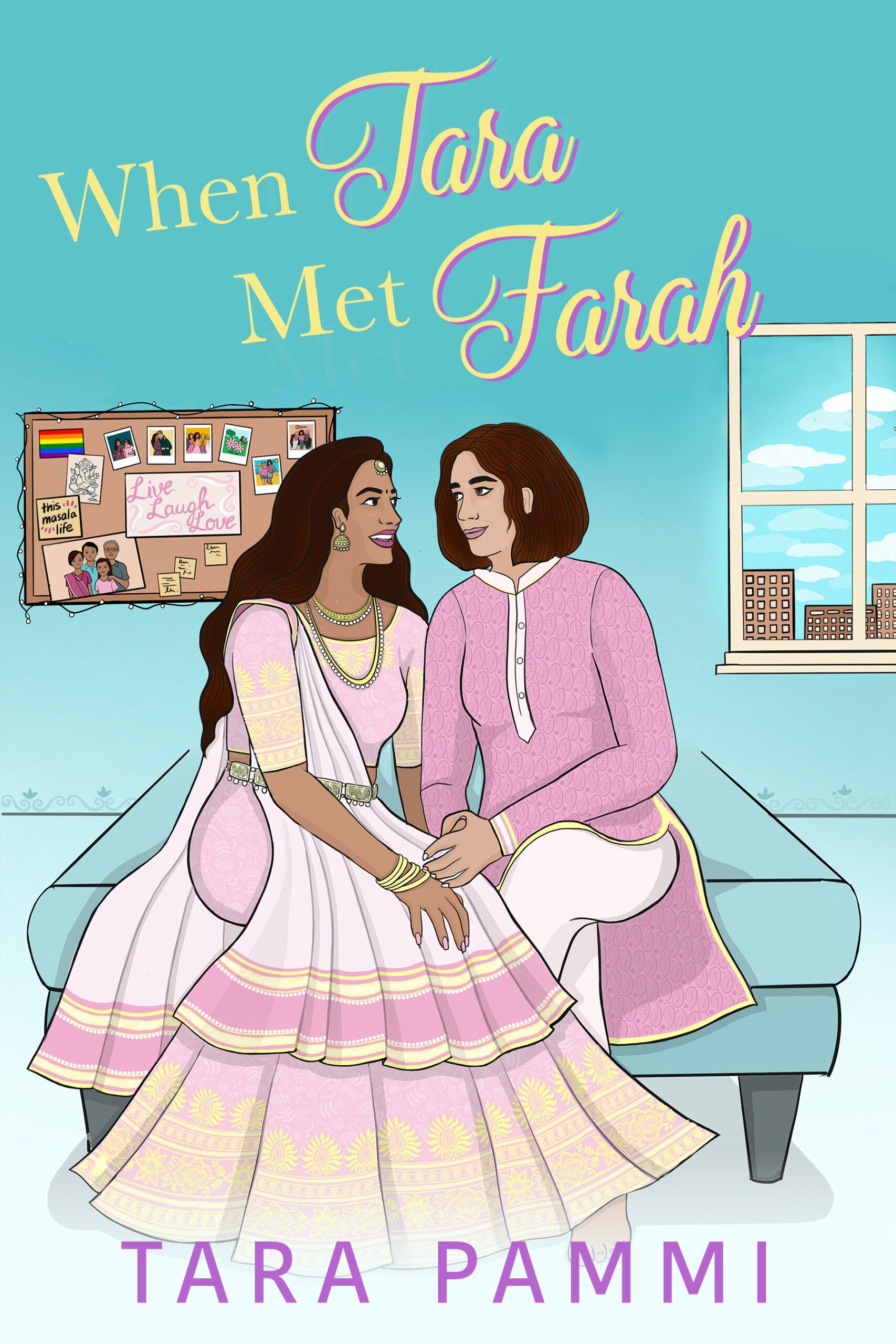 When Tara Met Farah Book Cover