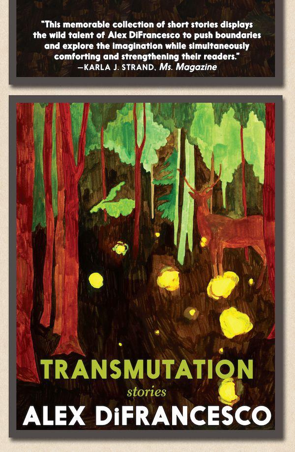 cover image of Transmutation by Alex DiFrancesco