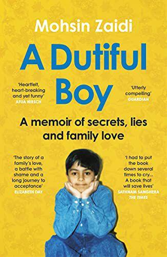 A Dutiful Boy cover