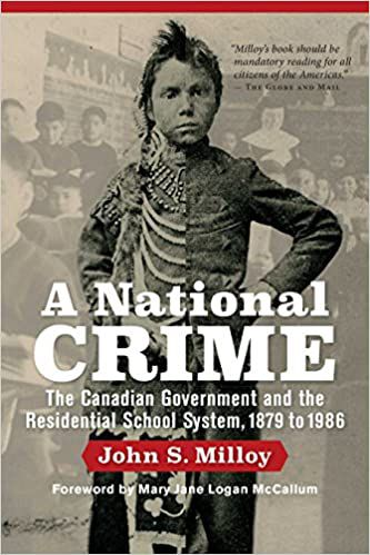 A National Crime by John S. Milloy