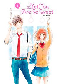 And Yet You Are So Sweet 1 cover - Kujira Anan