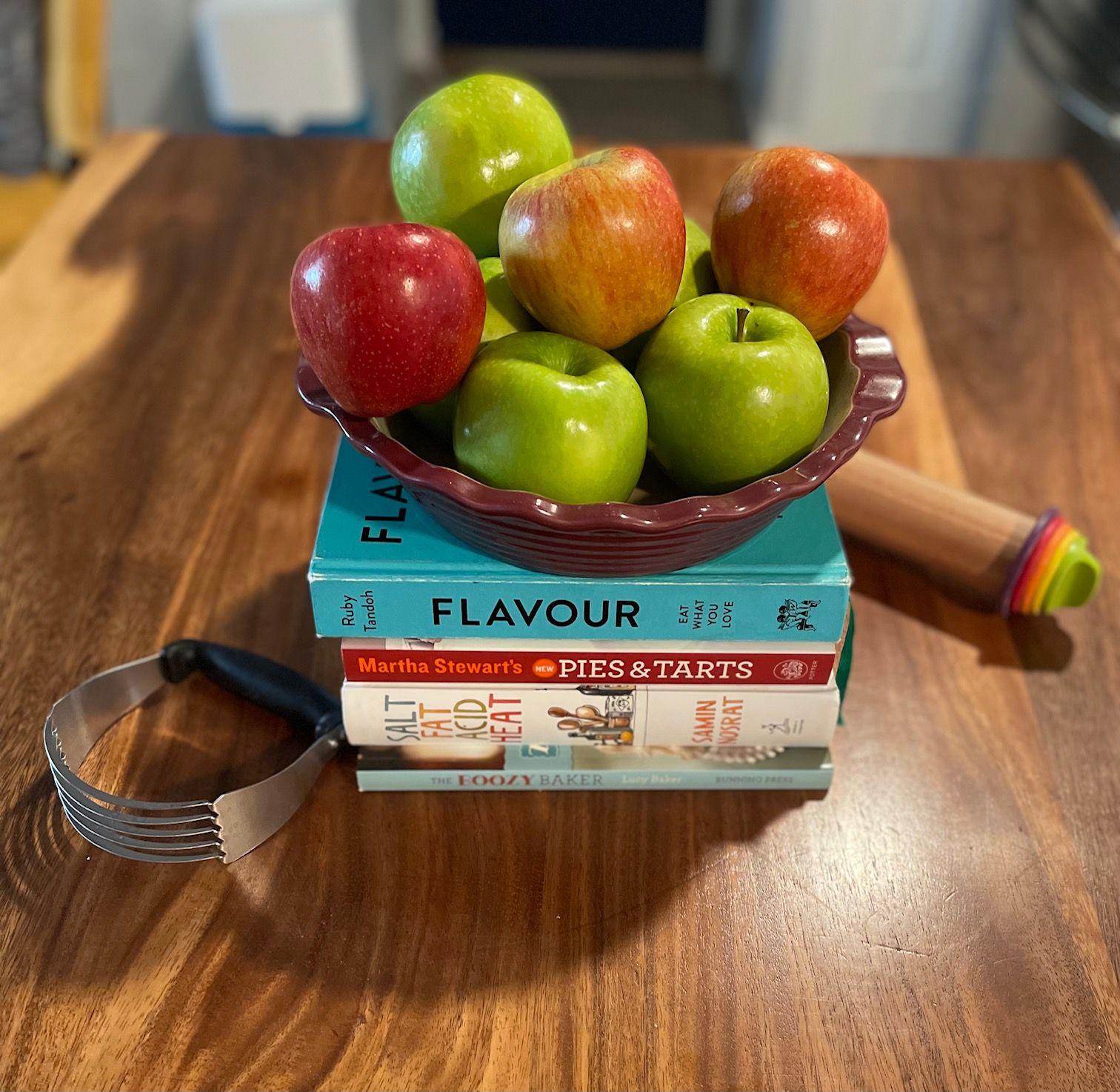 Cookbook Showdown: Best Apple Pie Recipes