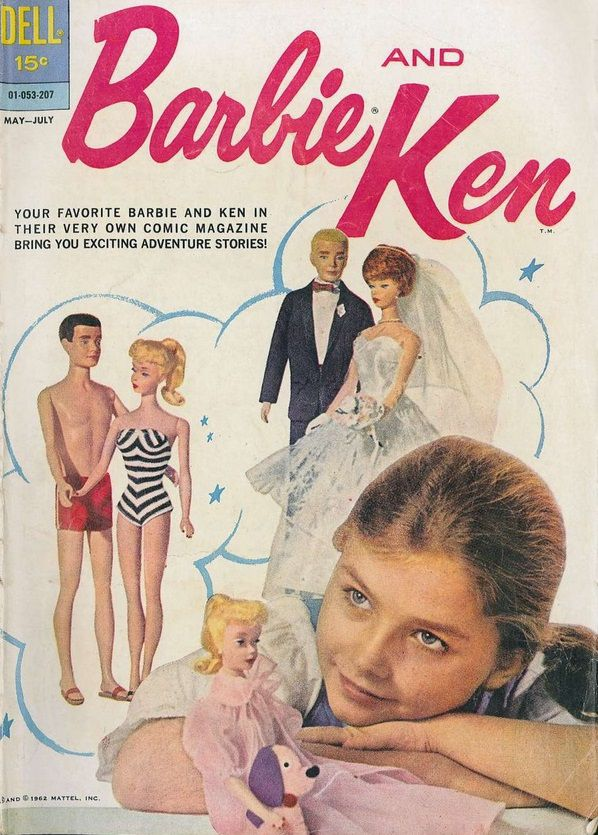 Barbie and Ken Cover Image