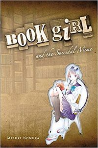 Book Girl 1 cover - Mizuki Nomura