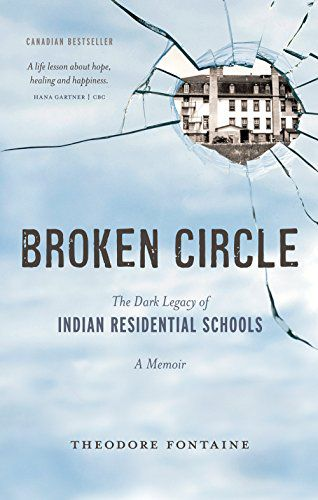 Broken Circle by Theodore Fontaine cover