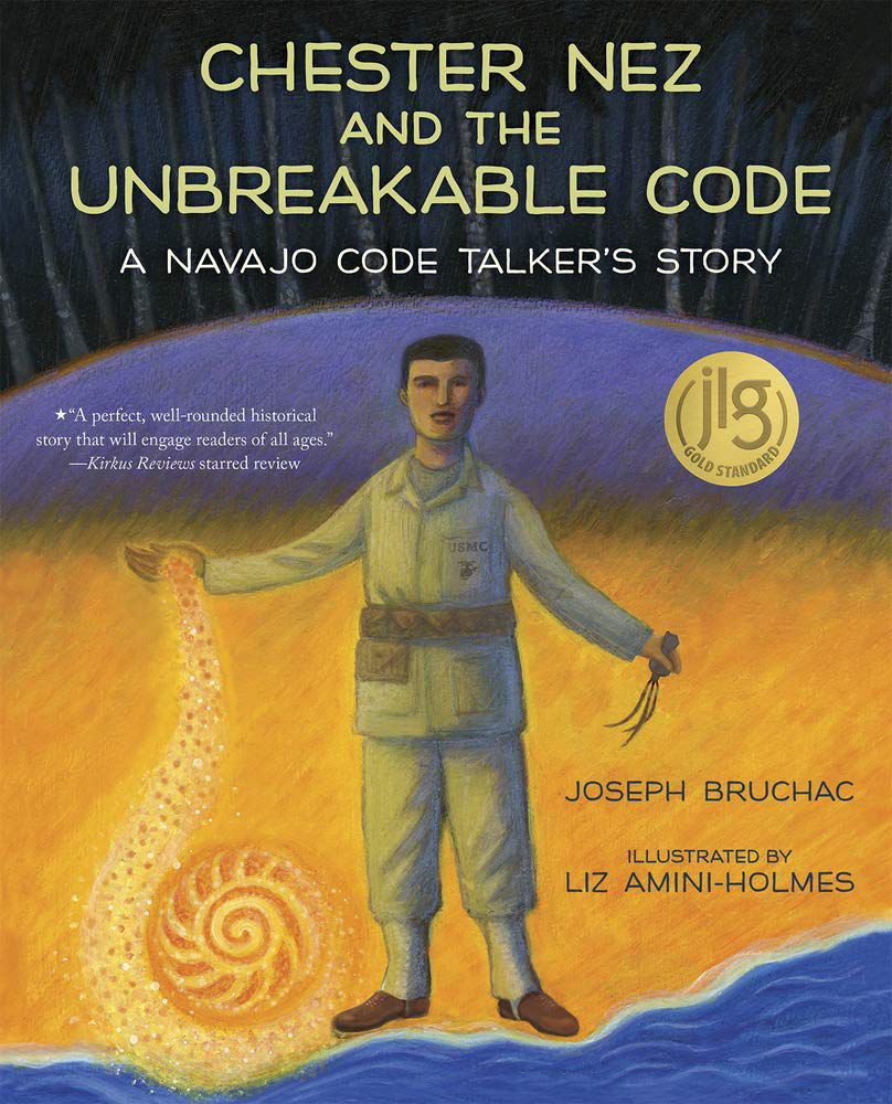 Chester Nez and the Unbreakable Code cover