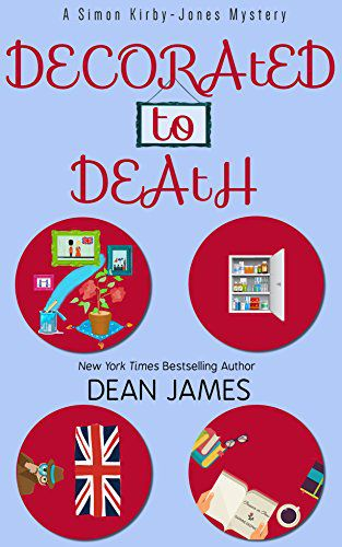 Decorated to Death cover