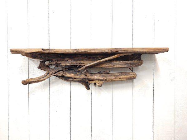 Driftwood Wall Shelf