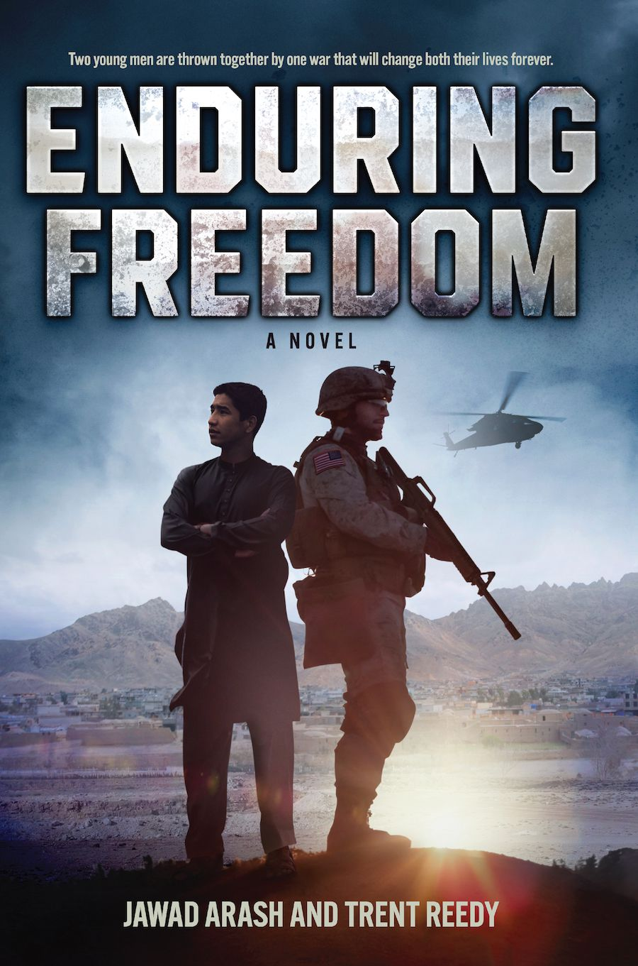 cover image of Enduring Freedom by Jawad Arash and Trent Reedy