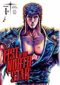 Fist of the North Star 1 cover - Buronson & Tetsuo Hara