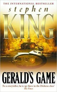 cover image of Gerald's Game by Stephen King