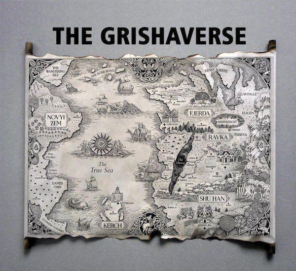 Girishaverse Map scroll