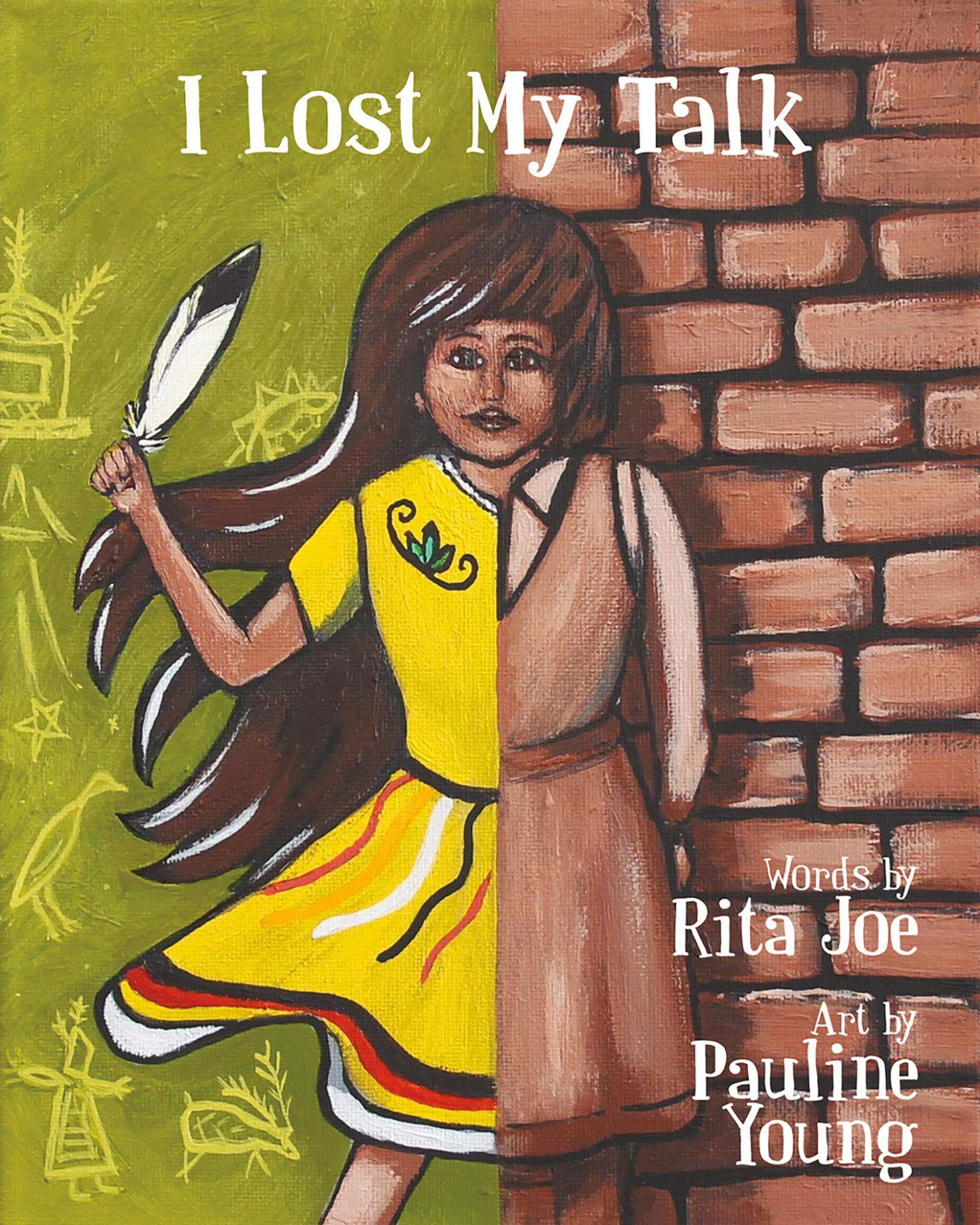 I Lost My Talk cover