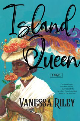 Island Queen book cover