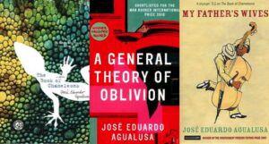 José Eduardo Agualusa books