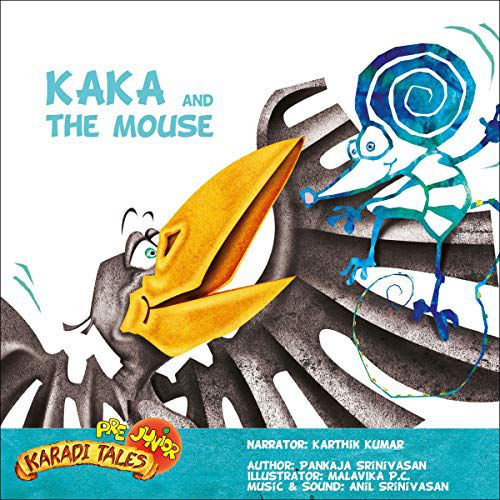 Kaka and the Mouse cover
