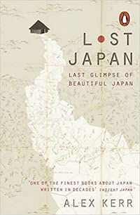 Books About Japanese Culture: Lost Japan book cover